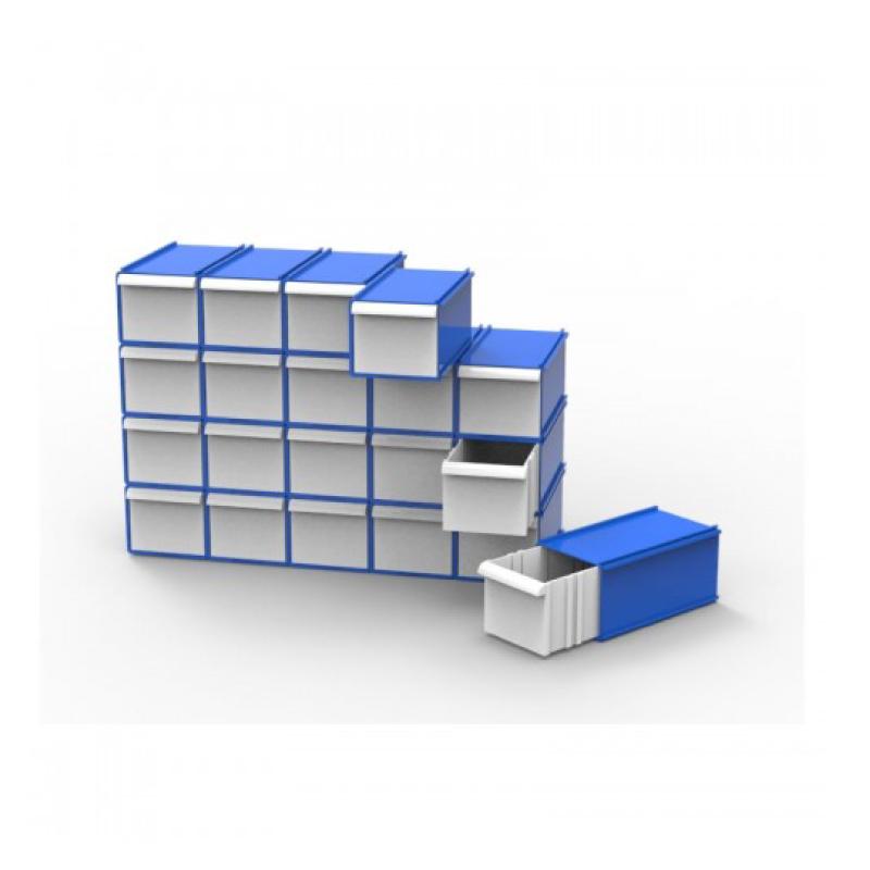 cajas plasticas para repuestos
