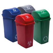 Canecas plasticas para reciclar